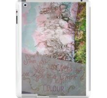 Colourful Water iPad Case/Skin