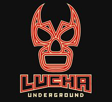 Lucha Underground Mascara Wrestling  Unisex T-Shirt