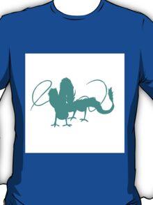 Teal Haku T-Shirt