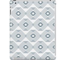 Hip to be Square (white) iPad Case/Skin