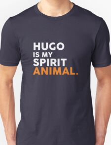 Hugo is My Spirit Animal - New Paltz State University Unisex T-Shirt