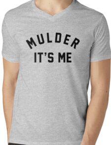 Mulder Its Me Mens V-Neck T-Shirt