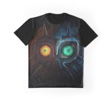 Majora Mask Graphic T-Shirt