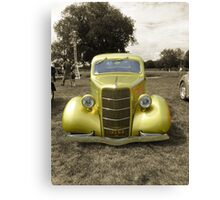 Back in those days... Canvas Print
