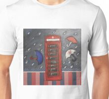 Rainy Day In London Unisex T-Shirt