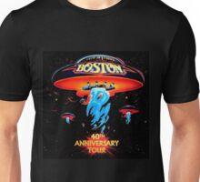BOSTON 40 ANNIVERSARY TOUR Unisex T-Shirt