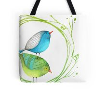 Lift Me Up, Bird Tote Bag