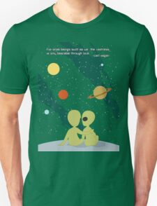 Carl Sagan Alien Love T-Shirt
