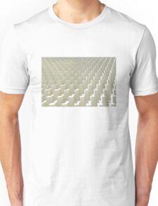Abstract Cubs Texture Unisex T-Shirt