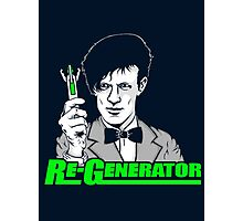 Re-Generator Photographic Print