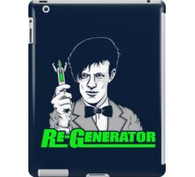 Re-Generator iPad Case/Skin