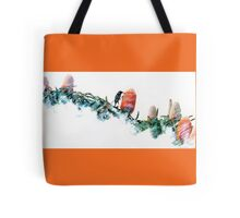 Banksia and New Holland Tote Bag