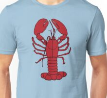 Lobster Seafood Unisex T-Shirt
