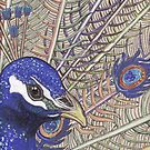 Peacock 1 by MagsWilliamson