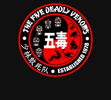 THE FIVE DEADLY VENOMS Unisex T-Shirt