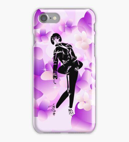 Minzy pose art 민지 2ne1 iPhone Case/Skin