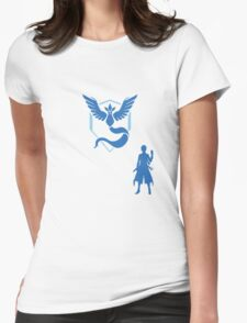 Pokemon BLANCHE Womens Fitted T-Shirt