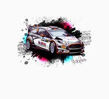 WRC - Robert Kubica Ford Fiesta RS Unisex T-Shirt