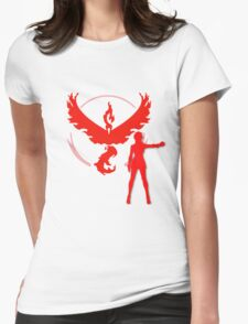 Pokemon CANDELA Womens Fitted T-Shirt
