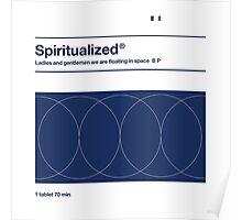 Spiritualized Poster