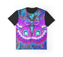 Moth Version 2 Graphic T-Shirt