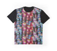 Matrioshka, russian set of dolls Graphic T-Shirt