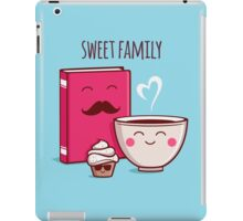 Sweet Family iPad Case/Skin