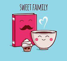Sweet Family by moryachok