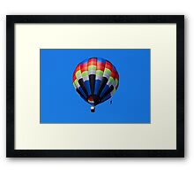 Second Wind Framed Print