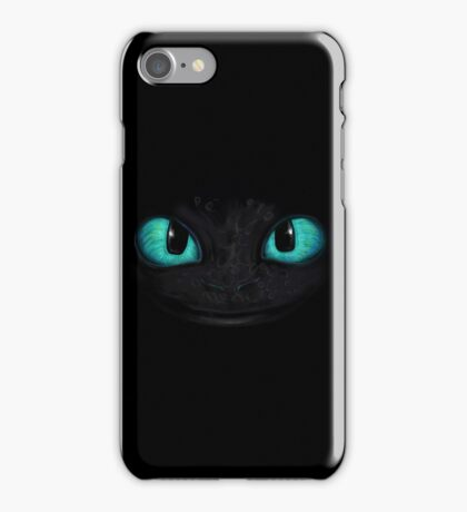 Toothless iPhone Case/Skin