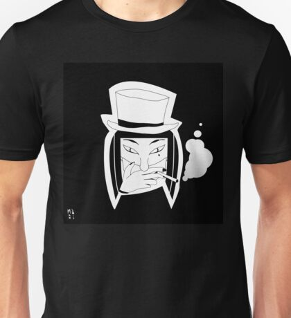 wanna see a magic trick? Unisex T-Shirt