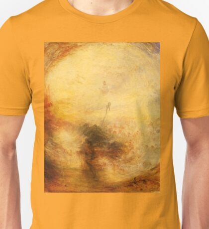 Light and Colour by JMW Turner Unisex T-Shirt