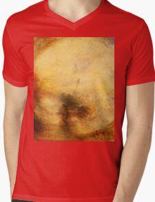 Light and Colour by JMW Turner Mens V-Neck T-Shirt