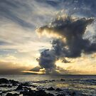 Maui's Smoking Sun by Michael Treloar