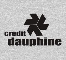 Credit Dauphine by rckmniac