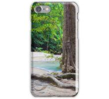 Jungle Stream in Thailand iPhone Case/Skin