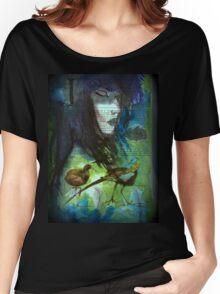 BELIAL Women's Relaxed Fit T-Shirt