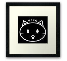 NEKO Framed Print