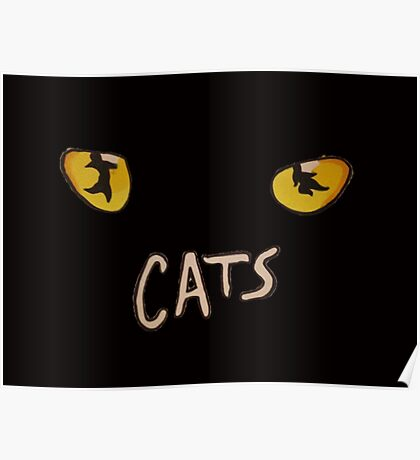 CATS! Poster