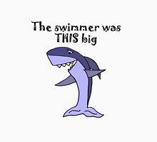 Funny Funky Shark Telling Fish Story Unisex T-Shirt