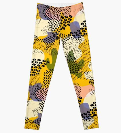 Piña Colada Leggings