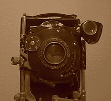 Old Camera by doval