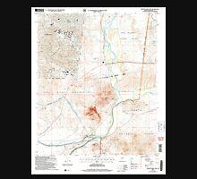 USGS TOPO Map Arizona AZ Granite Reef Dam 311550 2004 24000 Unisex T-Shirt