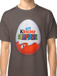 Kinder Surprise Chocolate Egg Classic T-Shirt