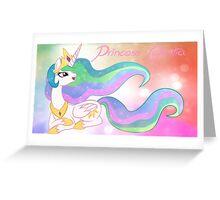 Princess Celestia 2 Greeting Card