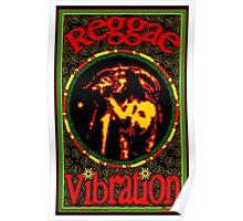 Reggae Vibration Poster