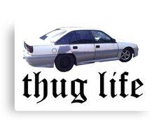 VN Commodore Thug Life Canvas Print