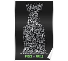 Typography Cup Poster