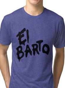El Barto Tri-blend T-Shirt