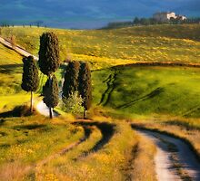 Impression from Toscany by JBlaminsky